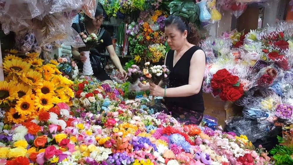 Chợ phụ kiện Đại Quang Minh