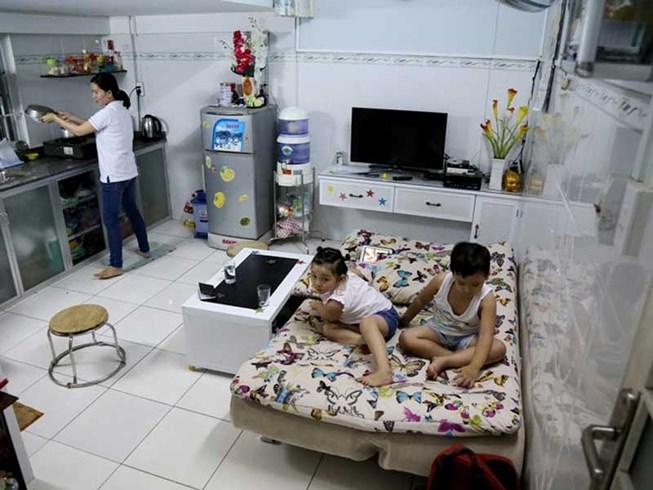 Công nhân khó tiếp cận với nhà ở xã hội khi giá còn quá cao