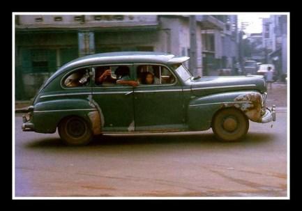 Một chiếc Ford Vedette, Sài Gòn năm 1967.
