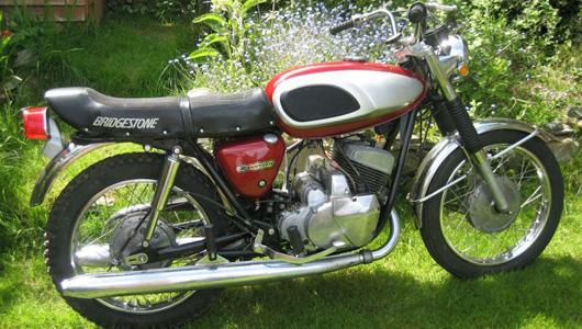 Bridgestone 1969