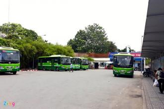 TP.HCM sẽ tăng 937 chuyến xe buýt dịp lễ 2/9 để phục vụ người dân đi lại. Ảnh: Hải Long.