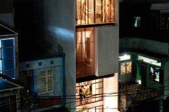 Căn nhà này tọa lạc tại quận 3, Thành phố Hồ Chí Minh.