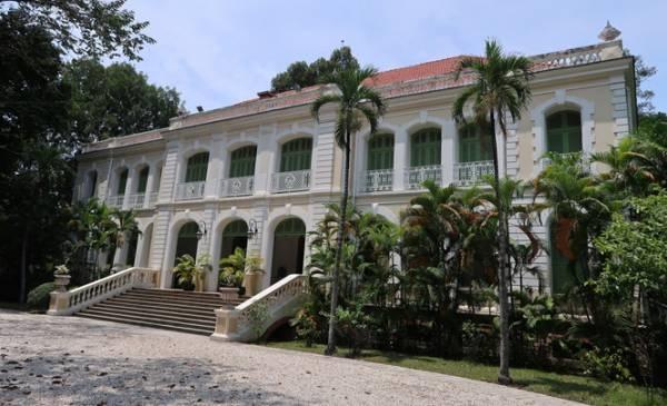 Dinh thự gần 150 tuổi của Tổng lãnh sự Pháp sẽ mở cửa đón khách từ 8 giờ ngày 15.9 ẢNH: LAN CHI