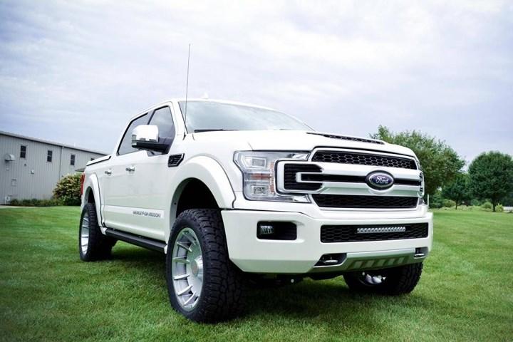 Trong khi Tuscany Motor Company liên tục nhắc đến phiên bản này như một concept, chiếc xe tải này dường như sẽ được mang vào sản xuất khi mà hãng đã mở trang web để tìm kiếm những khách hàng tiềm năng và các đại lý Ford sẵn sàng bán phiên bản này.