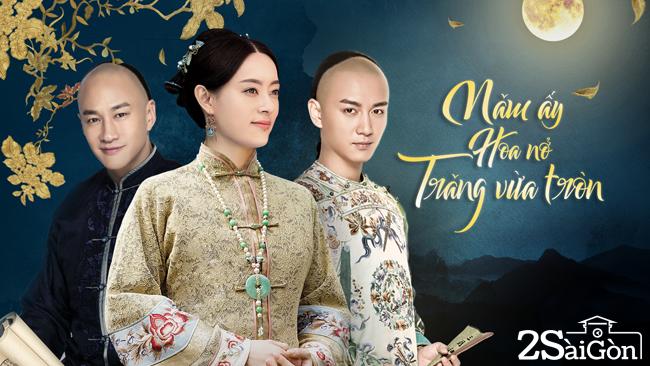 D-Dramas - Poster NAM AY HOA NO TRANG VUA TRON (1)