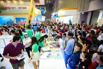 Hội chợ Du lịch Quốc tế TP HCM 2018 (ITE HCM 2018) chính thức mở cửa cho khách tham quan vào ngày 8/9. Ước tính đến hết ngày 9/9 sự kiện sẽ đón khoảng 100.000 lượt khách.