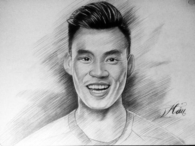 Tiền vệ Văn Thanh