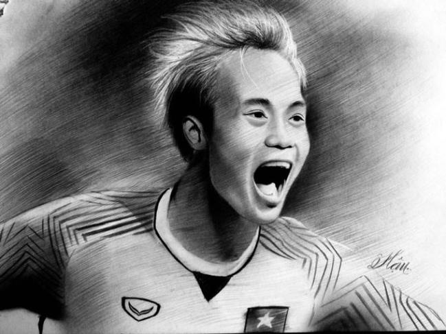 Văn Toàn-siêu dự bị của O.Việt Nam với bàn thắng ấn tượng ở phút 108 trước Syria trong trận bán kết ngày 27.8