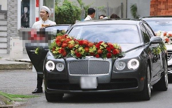 Tuấn John lái xe sang xe Bentley hơn 10 tỷ đến đón Lan Khuê