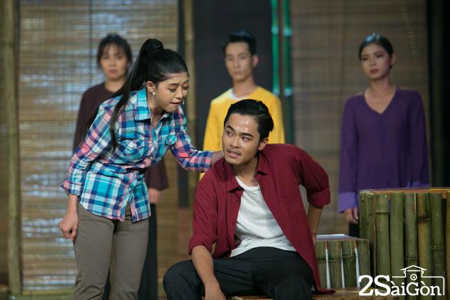 1. Tiet muc cua dao dien Minh Nhat - NS Hong Trang va Huynh Thanh Truc