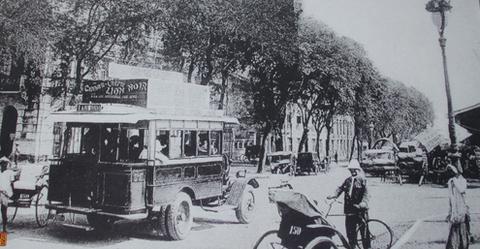 Sài Gòn đi Vũng Tàu năm 1925.