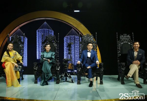 Phi Nhung lần đầu tiết lộ từng thích trai trẻ trên sóng truyền hình