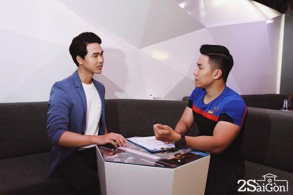 Fit24 - Đơn vị cố vấn hình thể cho Nguyễn Luân tại Mister Universe Tourism 2019