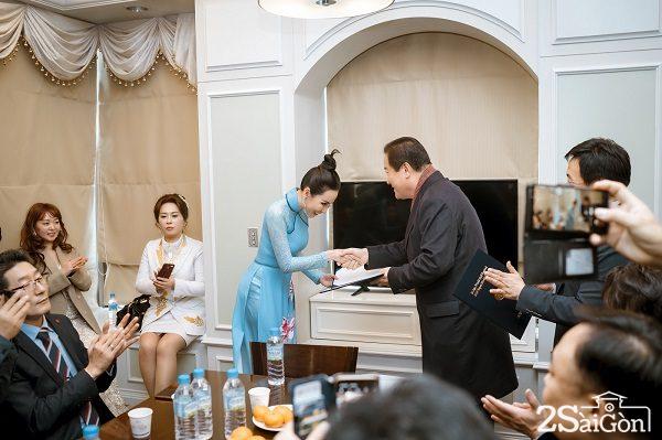 Hoa hậu Châu Ngọc Bích sang Hàn Quốc làm giám khảo cuộc thi Supper Model Contest 2019