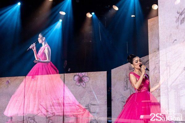 Vũ Thu Phương, Vy Oanh… cuồng nhiệt cổ vũ Lệ Quyên trong đêm thứ 2 của Q Show 2 tại TP.HCM
