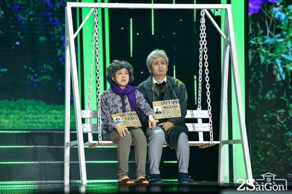 Lâm Thắng khiến danh ca Phương Dung nghẹn ngào nhớ lại sự ra đi của chồng quá cố