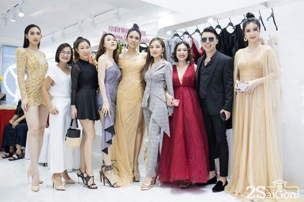 Thương hiệu thời trang VANANH SCARLET khai trương hàng loạt showroom mới