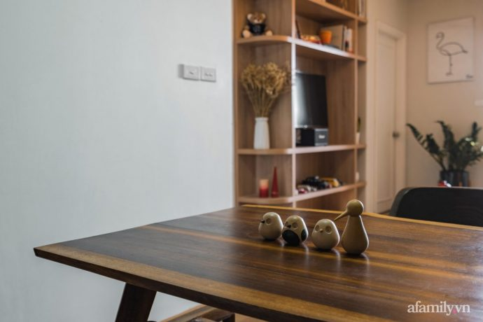 Căn hộ 60m² hoàn thiện nội thất tinh tế dành cho vợ chồng trẻ có chi phí 250 triệu đồng ở Hà Nội - Ảnh 23.